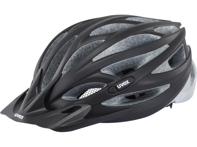 UVEX Oversize Cykelhjelm sort (2019) | Helmets